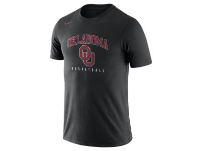 Oklahoma Sooners Nike NCAA Men's Burnout Basketball T-Shirt