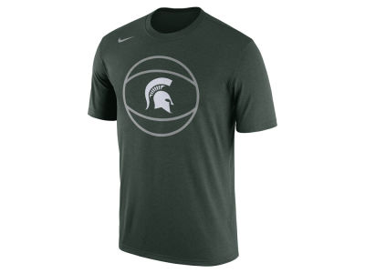 Michigan State Spartans Nike NCAA Men's Legend Basketball T-Shirt