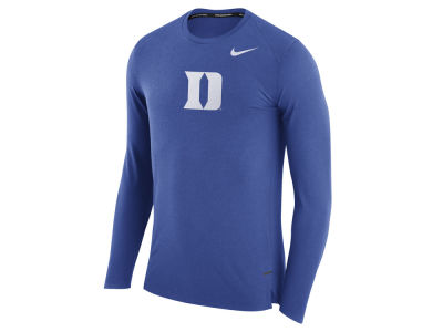 Duke Blue Devils Nike NCAA Men's Shooter Long Sleeve T-Shirt