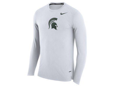 Michigan State Spartans Nike NCAA Men's Shooter Long Sleeve T-Shirt