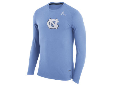 North Carolina Tar Heels Nike NCAA Men's Shooter Long Sleeve T-Shirt
