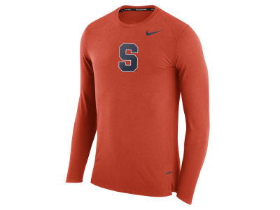 Syracuse Orange Nike NCAA Men's Shooter Long Sleeve T-Shirt