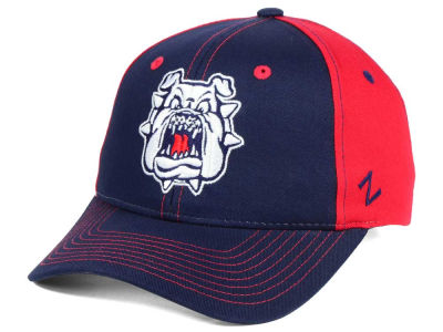 Fresno State Bulldogs Zephyr NCAA Jolt Adjustable Cap