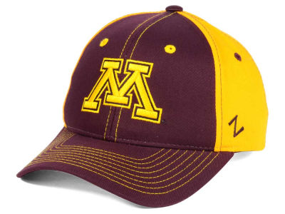 Minnesota Golden Gophers Zephyr NCAA Jolt Adjustable Cap