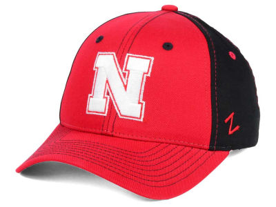 Nebraska Cornhuskers Zephyr NCAA Jolt Adjustable Cap