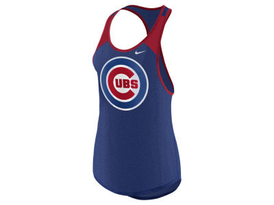 Chicago Cubs MLB Women's Legend Wordmark Tank