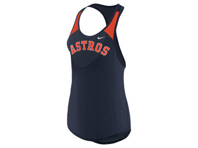 Houston Astros Nike MLB Women's Legend Wordmark Tank