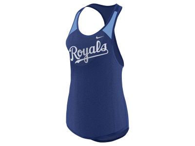 Kansas City Royals Nike MLB Women's Legend Wordmark Tank