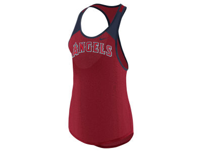 Los Angeles Angels Nike MLB Women's Legend Wordmark Tank