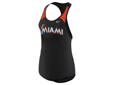 Miami Marlins Nike MLB Women's Legend Wordmark Tank