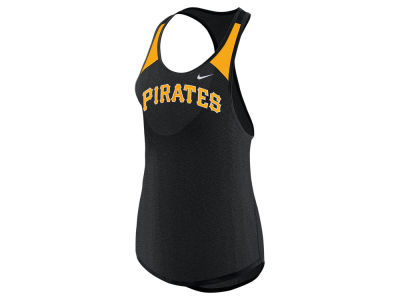 Pittsburgh Pirates Nike MLB Women's Legend Wordmark Tank