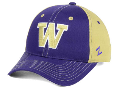 Washington Huskies Zephyr NCAA Jolt Adjustable Cap