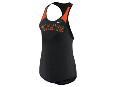 San Francisco Giants Nike MLB Women's Legend Wordmark Tank