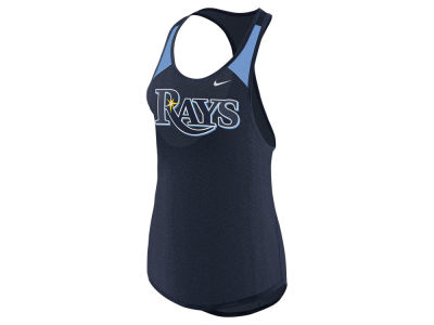 Tampa Bay Rays Nike MLB Women's Legend Wordmark Tank