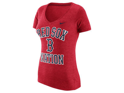 Boston Red Sox Nike MLB Women's Local T-Shirt