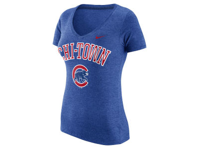 Chicago Cubs Nike MLB Women's Local T-Shirt