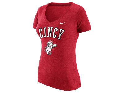 Cincinnati Reds Nike MLB Women's Local T-Shirt