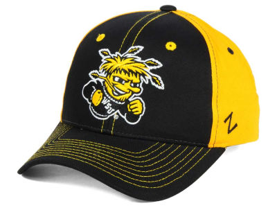 Wichita State Shockers Zephyr NCAA Jolt Adjustable Cap