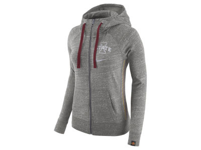 Iowa State Cyclones Nike NCAA Women's Vintage Full-Zip Hoodie