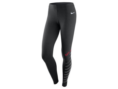 Ohio State Buckeyes Nike NCAA Women's Leg-A-See Leggings