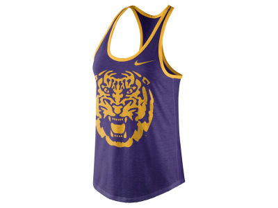 LSU Tigers Nike NCAA Women's Dri-Blend Tank