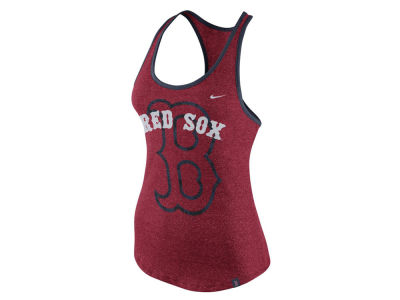 Boston Red Sox Nike MLB Women's Marled Racer Tank