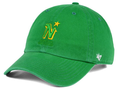 Minnesota North Stars '47 NHL '47 CLEAN UP Cap
