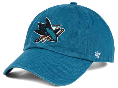 San Jose Sharks '47 NHL '47 CLEAN UP Cap