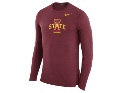 Iowa State Cyclones Nike NCAA Men's Shooter Long Sleeve T-Shirt