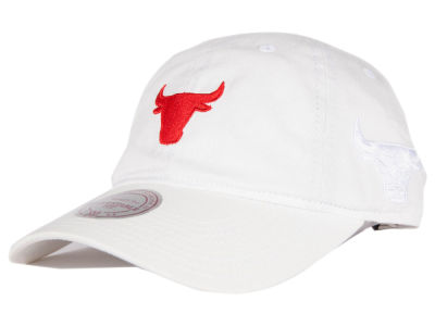 Chicago Bulls Mitchell and Ness NBA Lollapalooza Dad Hat