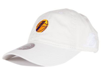 Los Angeles Lakers Mitchell and Ness NBA Lollapalooza Dad Hat