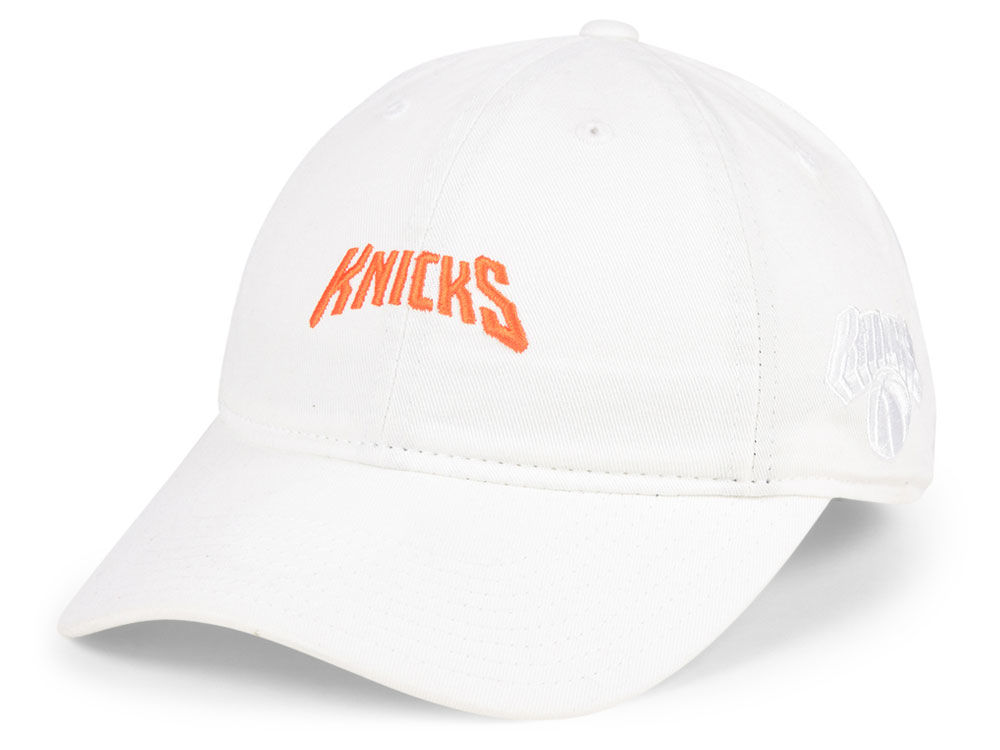 official photos 7489d 8454b ... release date new york knicks mitchell ness nba lollapalooza dad hat  058ef c3f43