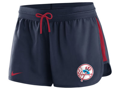 New York Yankees Nike MLB Women's Dry Shorts