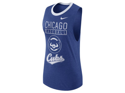 Chicago Cubs Nike MLB Women's Muscle Tank