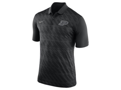 Purdue Boilermakers Nike NCAA Men's Seasonal Polo