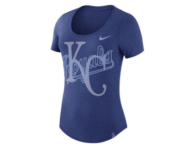 Kansas City Royals Nike MLB Women's Scoop T-Shirt