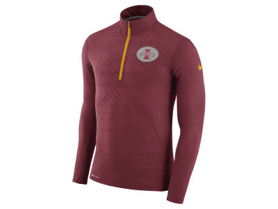 Iowa State Cyclones Nike NCAA Men's Element Half Zip Pullover