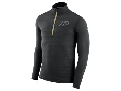 Purdue Boilermakers Nike NCAA Men's Element Half Zip Pullover
