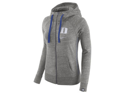 Duke Blue Devils Nike NCAA Women's Vintage Full-Zip Hoodie
