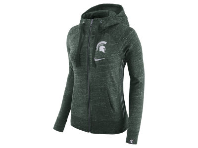 Michigan State Spartans Nike NCAA Women's Vintage Full-Zip Hoodie