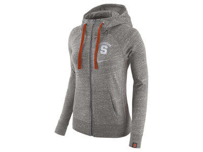 Syracuse Orange Nike NCAA Women's Vintage Full-Zip Hoodie