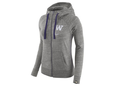 Washington Huskies Nike NCAA Women's Vintage Full-Zip Hoodie