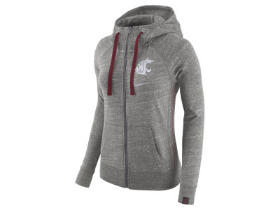 Washington State Cougars Nike NCAA Women's Vintage Full-Zip Hoodie