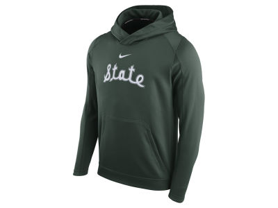 Michigan State Spartans Nike NCAA Men's Pullover Circuit Hoodie