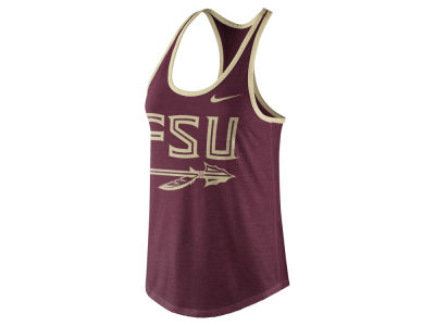 Florida State Seminoles Nike NCAA Women's Dri-Blend Tank