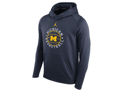 Michigan Wolverines Nike NCAA Men's Pullover Circuit Hoodie