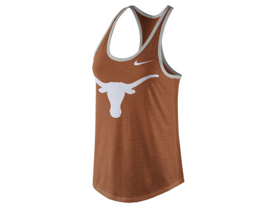 Texas Longhorns Nike NCAA Women's Dri-Blend Tank