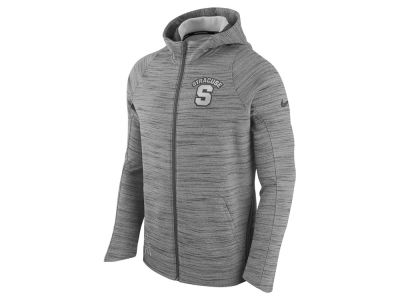 Syracuse Orange Nike NCAA Men's Elite Fleece Full Zip Hoodie