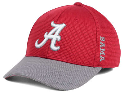 Alabama Crimson Tide Top of the World Booster 2Tone Flex Cap