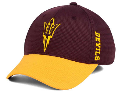 Arizona State Sun Devils Top of the World Booster 2Tone Flex Cap